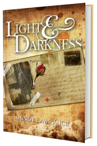 Light and Darkness, a novel by Wendy Lawrance.