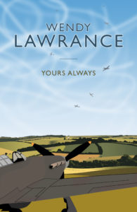 Yours Always by Wendy Lawrance front cover image.